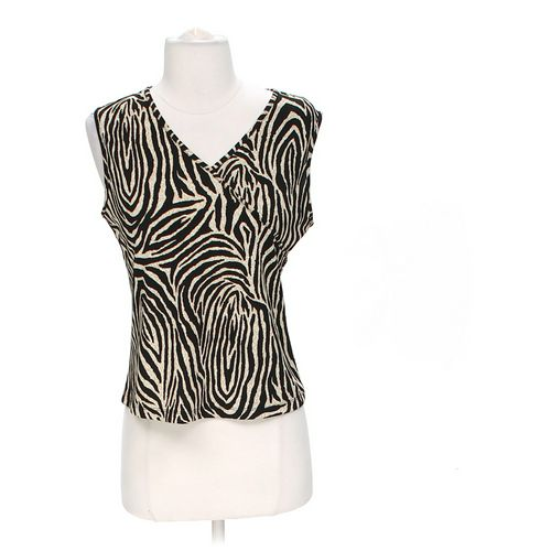 Apostrophe Animal Print Tank Top in size S at up to 95% Off - Swap.com