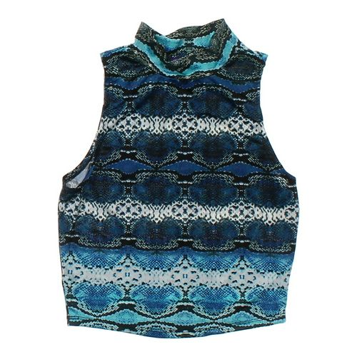 Hot Gal Animal Print Tank Top in size JR 7 at up to 95% Off - Swap.com