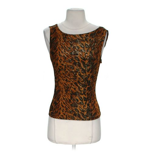 Animal Print Tank Top in size S at up to 95% Off - Swap.com