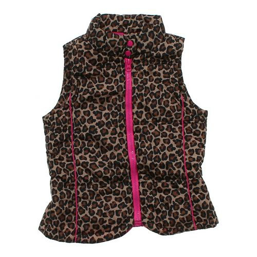 LEI Animal Print Vest in size 7 at up to 95% Off - Swap.com