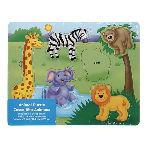 Michael's Animal Puzzle at up to 95% Off - Swap.com