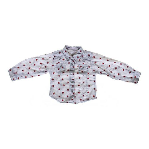 WonderKids Apple Long Sleeve in size 5/5T at up to 95% Off - Swap.com