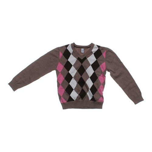 ZARA Argyle Sweater in size JR 9 at up to 95% Off - Swap.com
