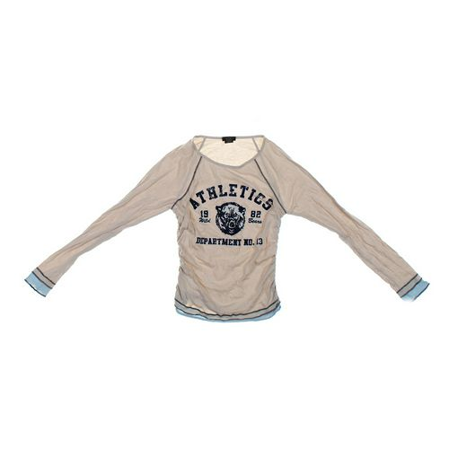 "Eyeshadow ""Athletic Department No. 13"" Shirt in size JR 7 at up to 95% Off - Swap.com"