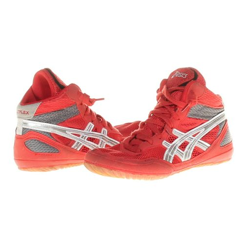 ASICS Athletic Shoes in size 3 Youth at up to 95% Off - Swap.com