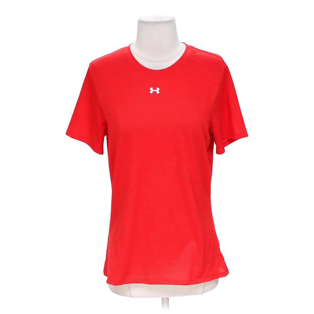 Under armour athletic tee online consignment for Under armor business shirts