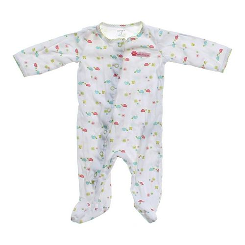 """Carter's """"Auntie Loves Me"""" Pajamas in size 3 mo at up to 95% Off - Swap.com"""