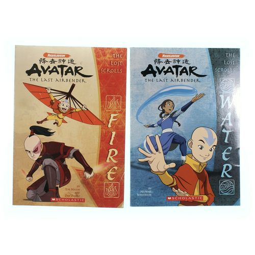 Avatar Book Set at up to 95% Off - Swap.com