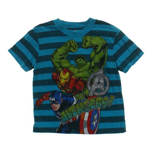 Marvel Avenger Assemble Shirt in size 4/4T at up to 95% Off - Swap.com