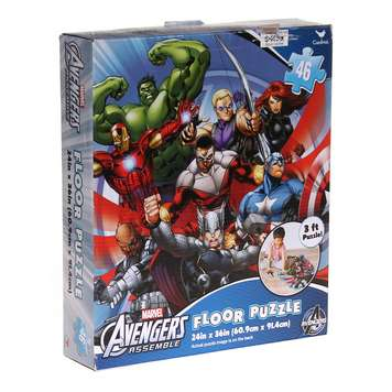 Avengers Floor Puzzle for Sale on Swap.com