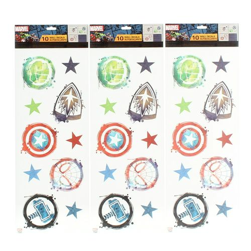 Marvel Avengers Wall Decor Set at up to 95% Off - Swap.com