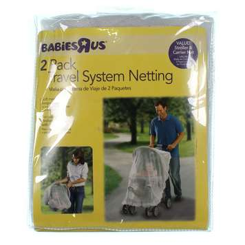 "Babies ""R"" Us Babies R Us Travel System Stroller Netting - 2-Pack for Sale on Swap.com"