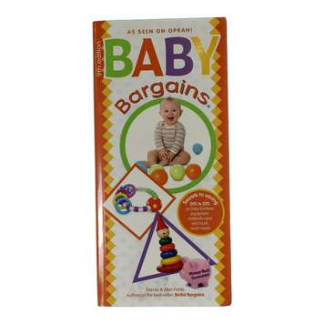 Baby Bargains Book for Sale on Swap.com