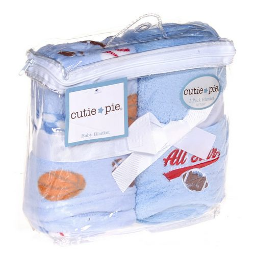 Cutie Pie Baby Blankets at up to 95% Off - Swap.com