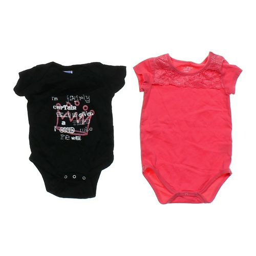 Rabbit Skins Baby Girl Bodysuit Set in size 6 mo at up to 95% Off - Swap.com