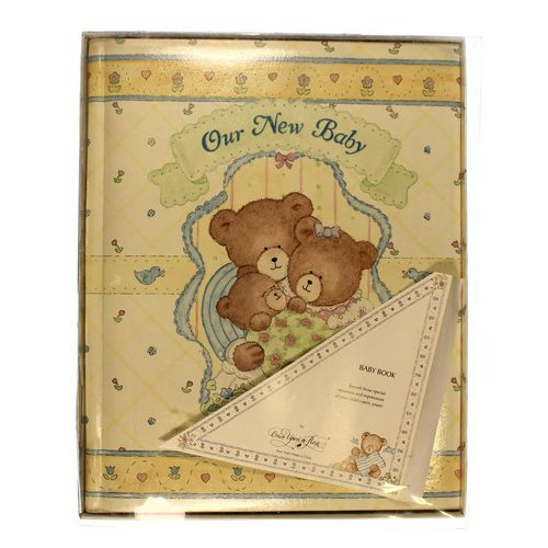 once upon a rose baby scrap book at up to 95% Off - Swap.com