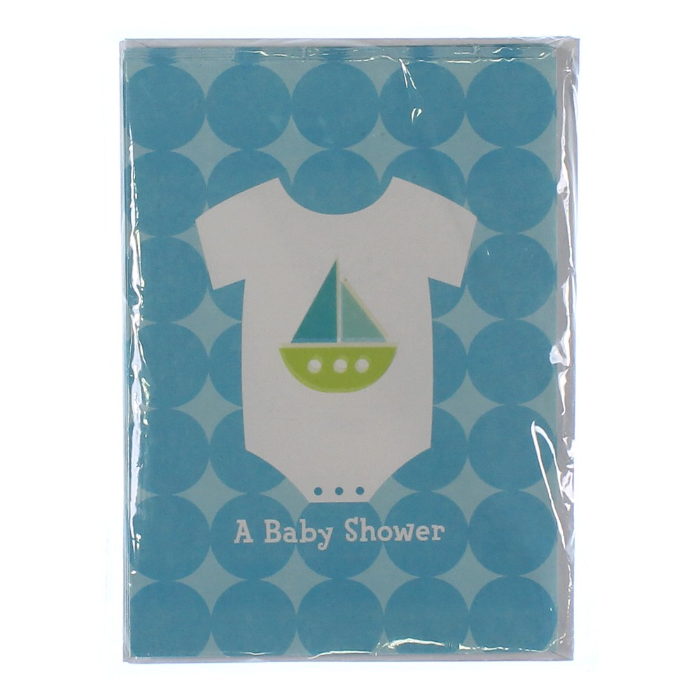 hallmark baby shower invitations online consignment