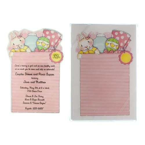 Baby Shower Invitations at up to 95% Off - Swap.com
