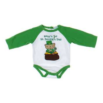 """Baby's 1st St. Patrick's Day"" Bodysuit for Sale on Swap.com"