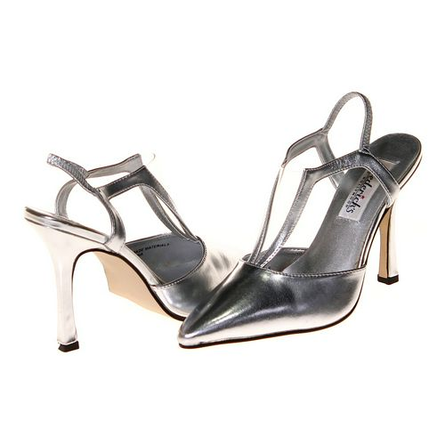 Fredericks Back Out Stylish Heels in size 6.5 Women's at up to 95% Off - Swap.com