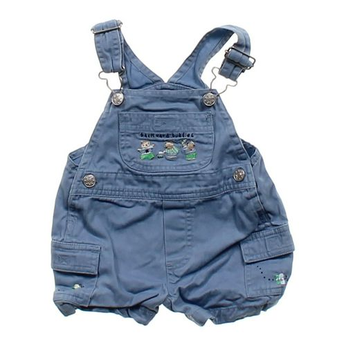"Miniwear ""Backyard Buddies"" Overalls in size 3 mo at up to 95% Off - Swap.com"
