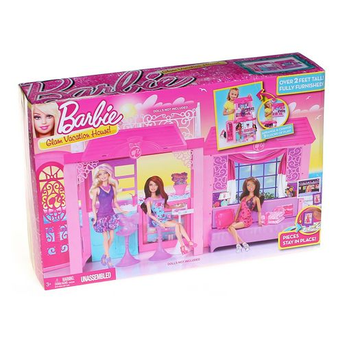 Barbie Glam Vacation House! Barbie Glam Vacation House! at up to 95% Off - Swap.com