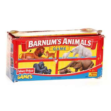 Barnums Animals Crackers Game for Sale on Swap.com