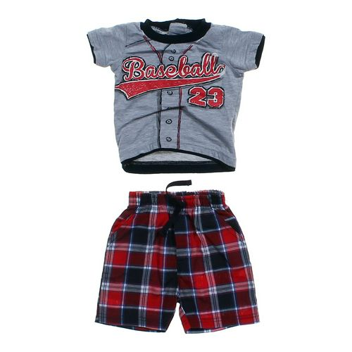Kids Headquarters Baseball Outfit in size 3 mo at up to 95% Off - Swap.com
