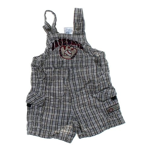 """""""Baseball"""" Overalls in size 12 mo at up to 95% Off - Swap.com"""