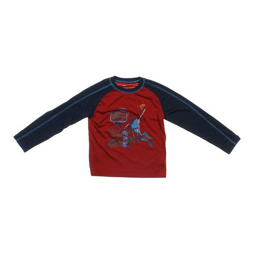 Carter's Baseball Shirt in size 7 at up to 95% Off - Swap.com