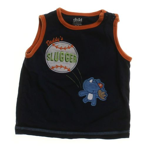 Child of Mine Baseball Tank Top in size 6 mo at up to 95% Off - Swap.com