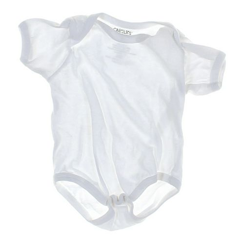 Carter's Basic Bodysuit in size 3 mo at up to 95% Off - Swap.com
