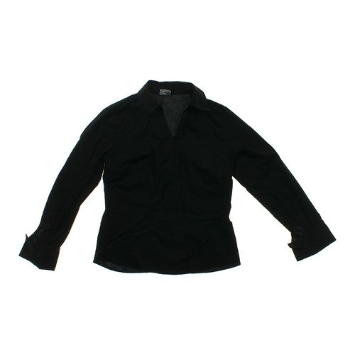 Worthington Basic Button-up Shirt in size 8 at up to 95% Off - Swap.com