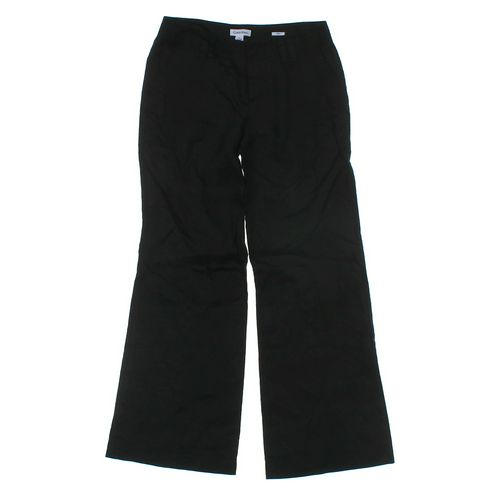 Calvin Klein Basic Casual Pants in size 8 at up to 95% Off - Swap.com