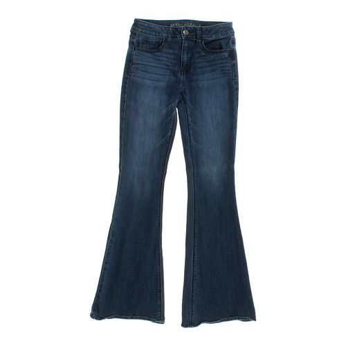 American Eagle Outfitters Basic Jeans in size 4 at up to 95% Off - Swap.com