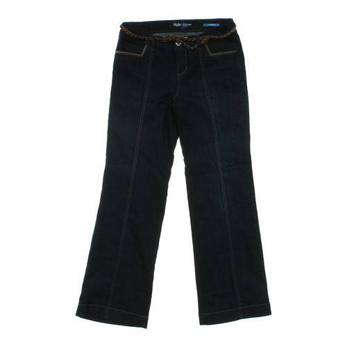 Style & Co Basic Jeans in size 6 at up to 95% Off - Swap.com