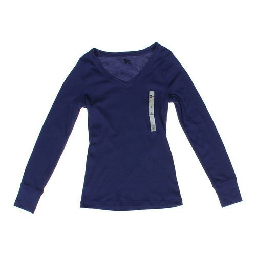 SO Basic Long Sleeve in size JR 11 at up to 95% Off - Swap.com