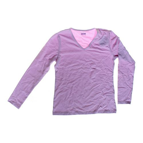 Basic Editions Basic Long Sleeve Shirt in size JR 3 at up to 95% Off - Swap.com