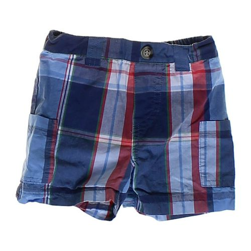 Blueberi Boulevard Basic Plaid Shorts in size 6 mo at up to 95% Off - Swap.com