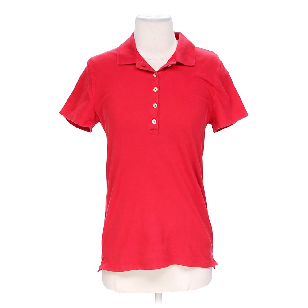 Merona basic polo online consignment for Order company polo shirts