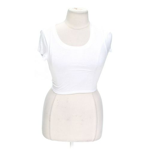 Body Central Basic Shirt in size L at up to 95% Off - Swap.com