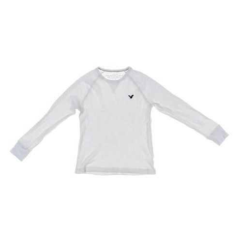American Eagle Outfitters Basic Shirt in size JR 7 at up to 95% Off - Swap.com