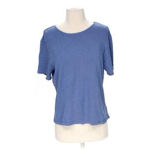 JM Collections Woman Basic Shirt in size M at up to 95% Off - Swap.com