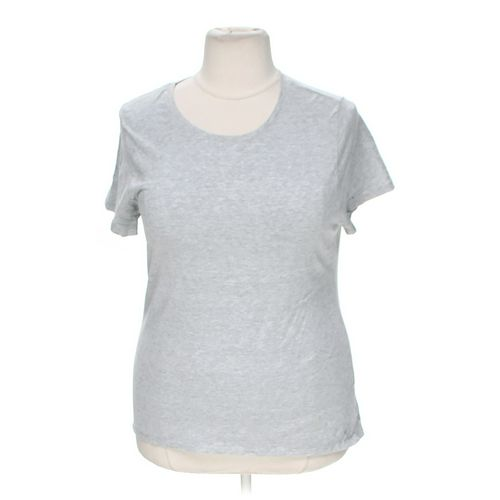 Just My Size Basic Shirt in size 1X at up to 95% Off - Swap.com