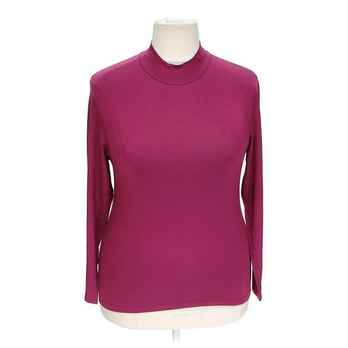 Paola Davoli Basic Shirt in size XL at up to 95% Off - Swap.com