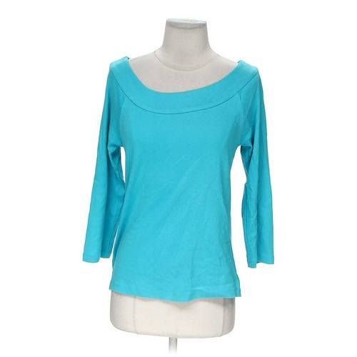Rafaella Basic Shirt in size M at up to 95% Off - Swap.com