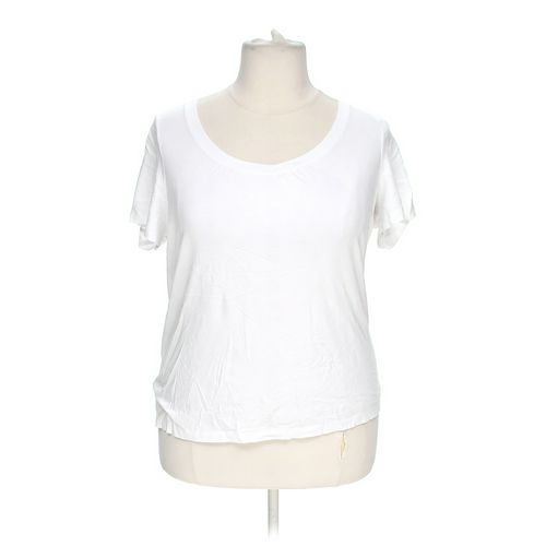 St. John's Bay Basic Shirt in size 1X at up to 95% Off - Swap.com