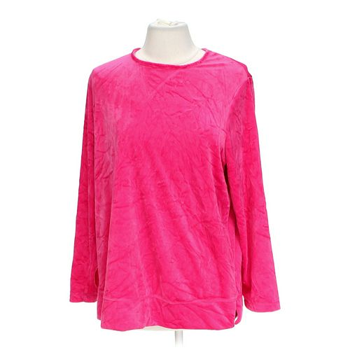 Woman Within Basic Shirt in size L at up to 95% Off - Swap.com