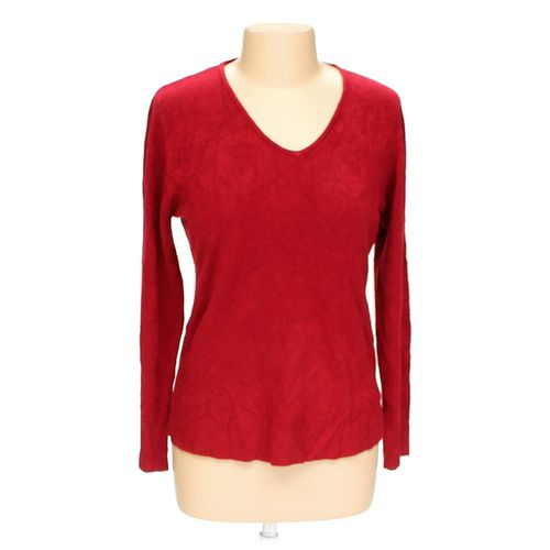 Carol Rose Basic Sweater in size L at up to 95% Off - Swap.com