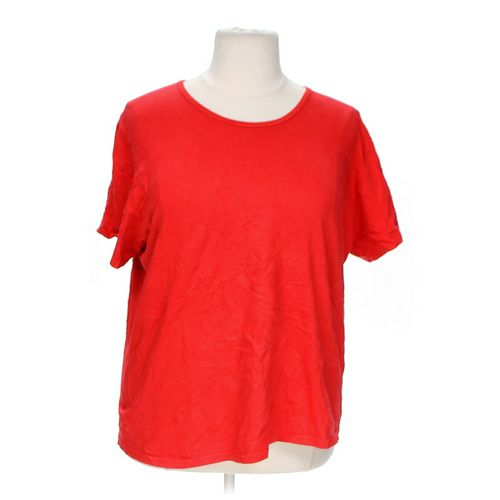 Just My Size Basic T-shirt in size 22 at up to 95% Off - Swap.com